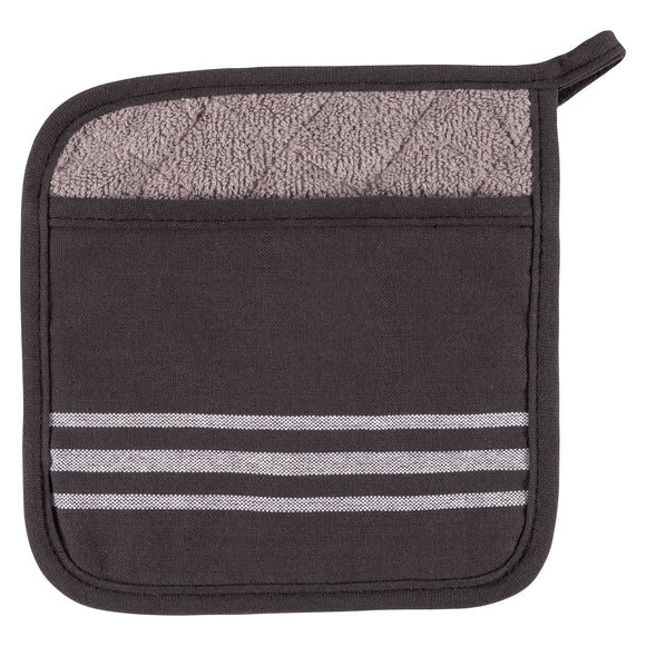 Raven Potholder - Christopher Kimball's Milk Street  - French Stripe