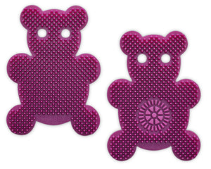 American Products Group, Inc - Scrubby's Bear - Aubergine