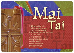 "Mai Tai 5"" x 7"" Magic Slice Bar Size - American Products Group, Inc"