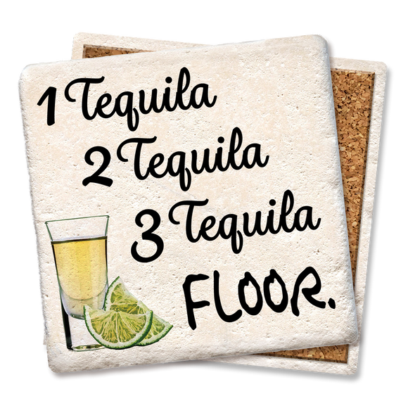 Tequila Countdown Coaster - Tipsy Coasters & Gifts