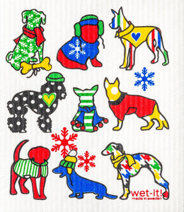 Cold Dogs Swedish Cloth - Wet-it!