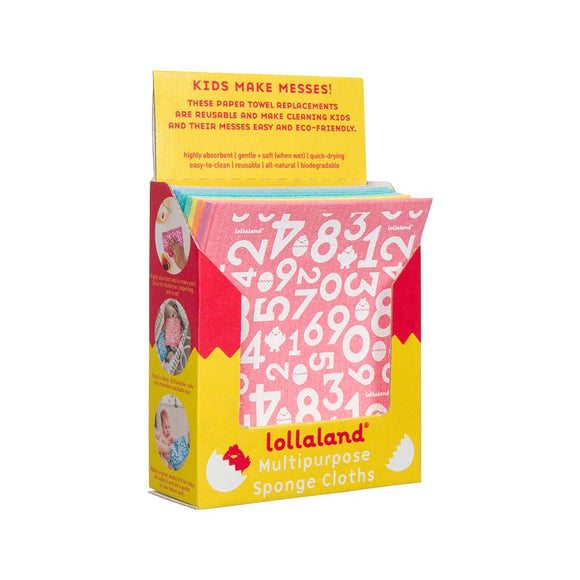Lollaland Sponge Cloth