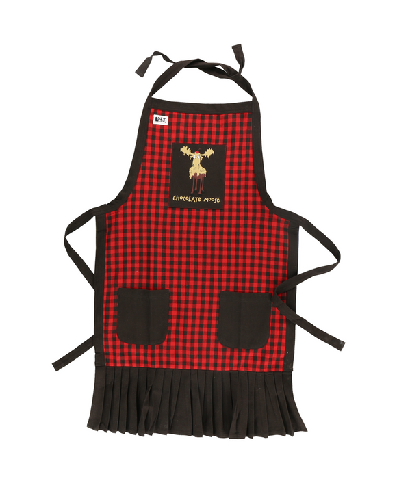 Chocolate Moose Women's  Apron