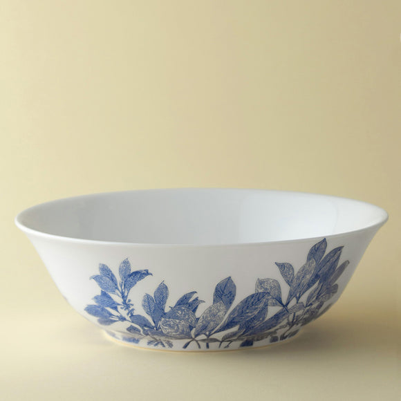 Med. Serving Bowl - Arbor Blue