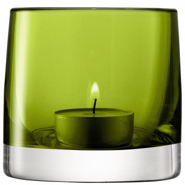 Olive LIGHT COLOUR - Tea Light Holder