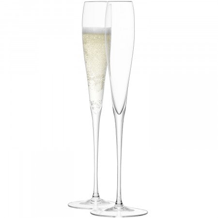 Grand Champagne Toasting Flute - pair - Wine