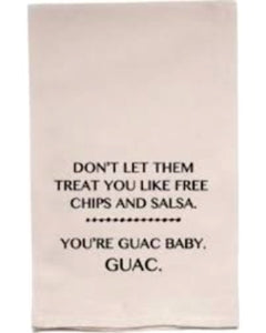 Guac Baby - Tea Towel
