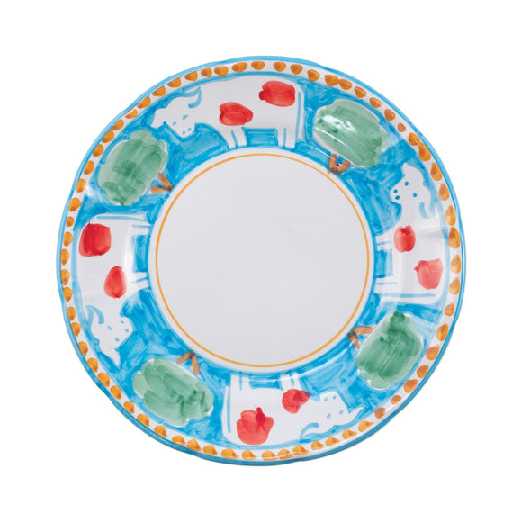 Mucca Dinner Plate - Campagna