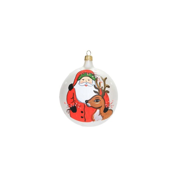 2019 LIMITED EDITION ORNAMENT - Old Saint Nick
