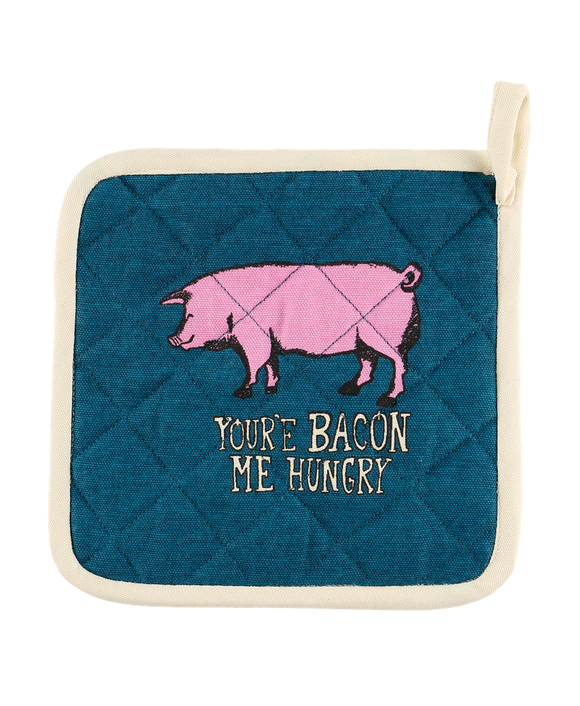 Bacon Me Hungry Pot holder