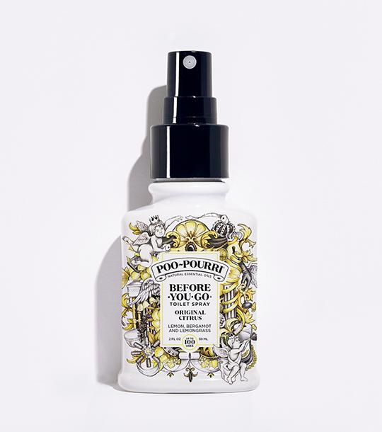 4oz  Original Citrus  - PooPourri