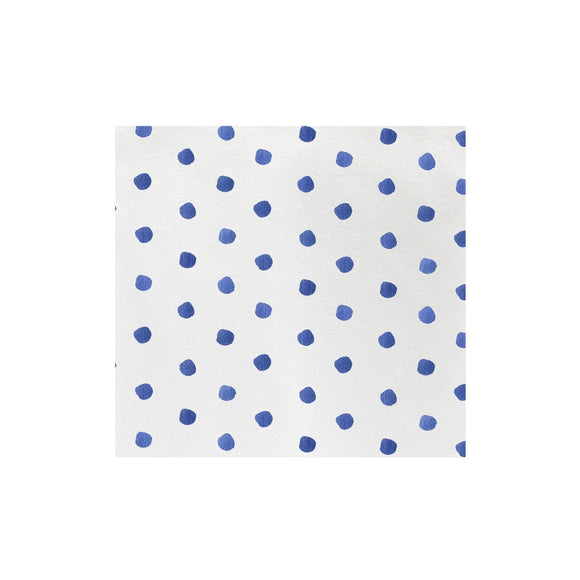 BLUE DOT PAPERSOFT DINNER NAPKINS, PACK OF 20