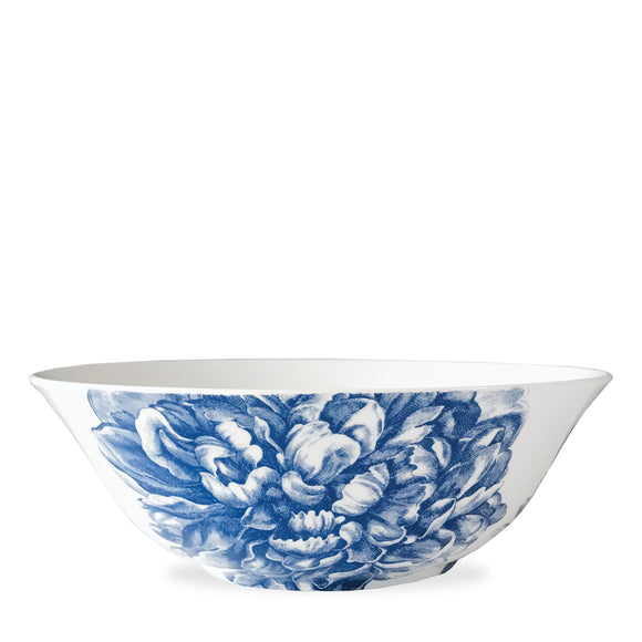 Medium Serving Bowl - Peony Blue