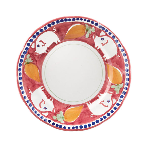 Porco Dinner Plate - Campagna