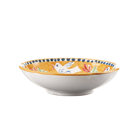 Uccello Coupe Pasta Bowl - Campagna