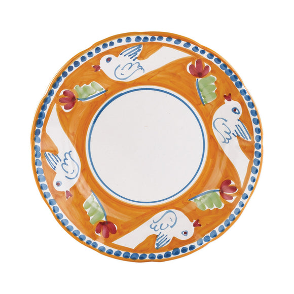 Uccello Dinner Plate - Campagna