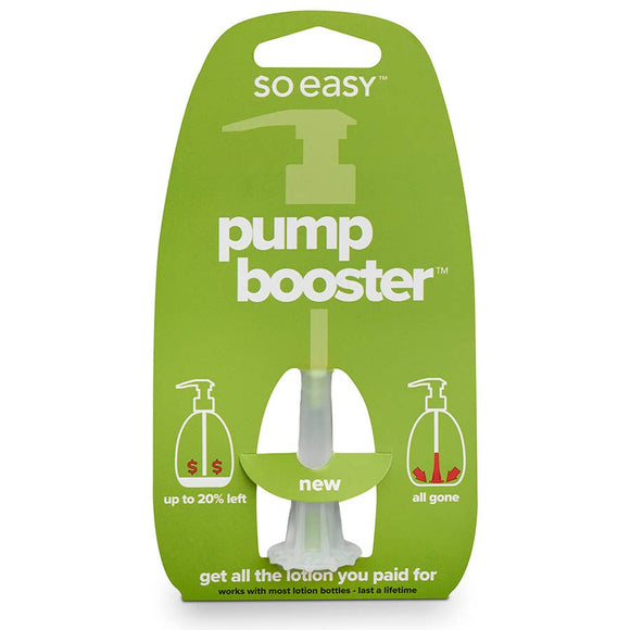 Pump Booster - American Products Group, Inc -1 Pack