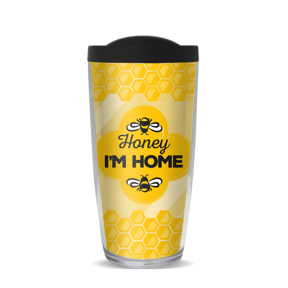 Honey I'm Home Tumbler - Freeheart