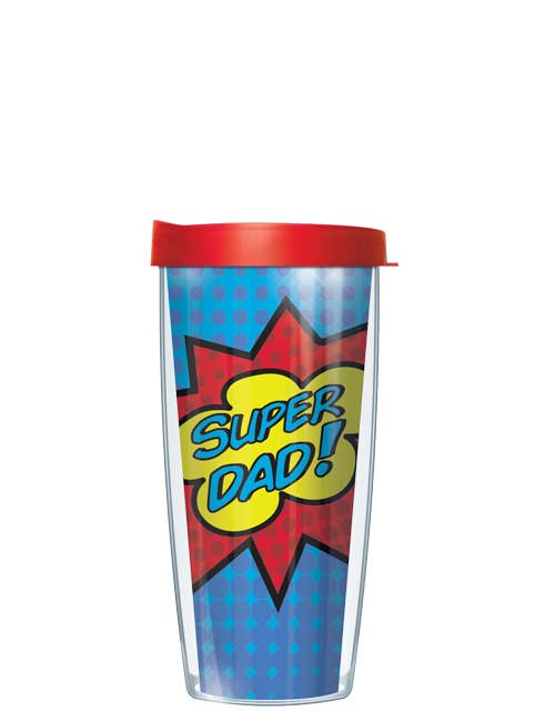 Super Dad Tumbler - Freeheart