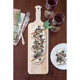 Maple Plank Serving Board with Handle