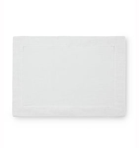 White Festival Placemat - Set of 4