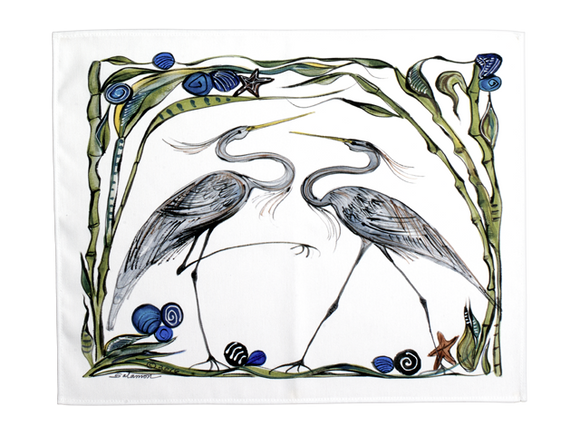 Placemats  Heron Clay Born