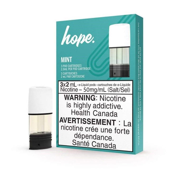 STLTH Hope Mint Pods