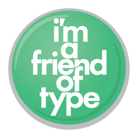 15.001 Friends of Type: Green