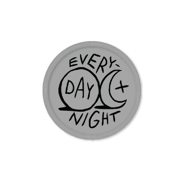 "Friends of Type ""Every Day And Night"" Patch"