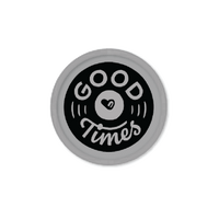 "Friends of Type ""Good Times"" Patch"