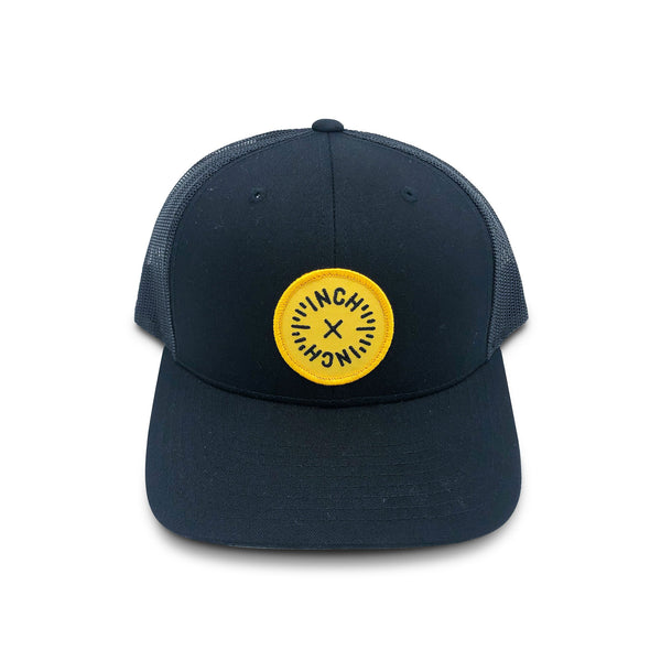 Trucker Hat: Black