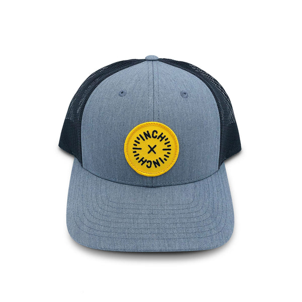 Trucker Hat: Grey