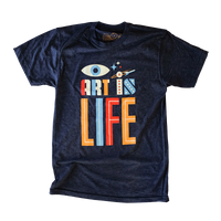 """Art Is Life"" T-Shirt"