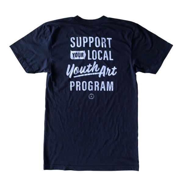 """Support Youth Art Programs"" T-Shirt"