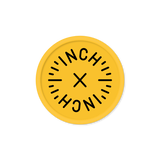 Inch x Inch Logo Patch