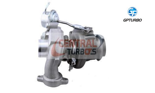 Turbo Peugeot Partner - Citroen Berlingo 1.6 año 2006-2010 49173-07506 Marca GP