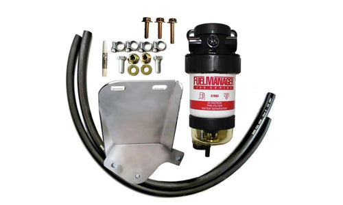 Kit Filtro Fuel Manager Toyota Hilux Euro4 y Euro5 - CentralTurbos