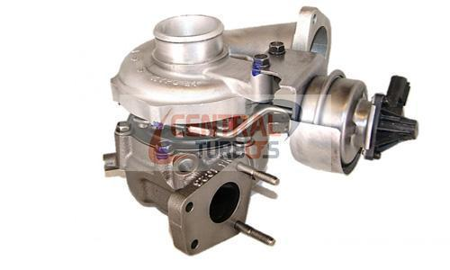 Turbo Chevrolet Captiva 2.2 49477-01610 2011- Original-CentralTurbos
