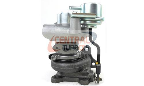 Turbo Chevrolet Combo 1.7 Montana 2003-2006 Alternativo - CentralTurbos