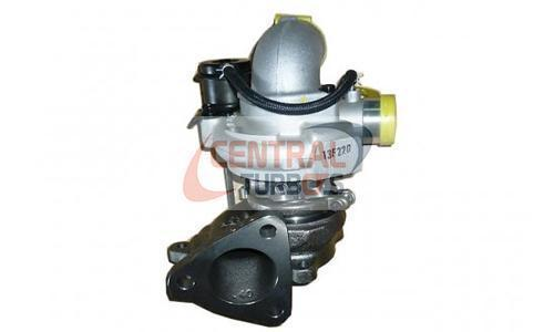 Turbo Hyundai H1 2.5 2005-2012 D4bh 28200-42650 Alternativo - CentralTurbos