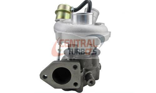Turbo KIA Sorento 2.5L 2002-2008 733952-1 d4cb Alternativo - CentralTurbos