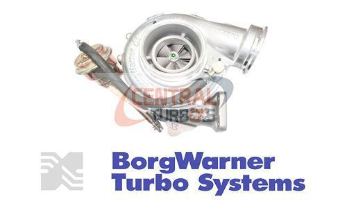 Turbo Mercedes Benz Truck, Bus K27 Turbo 53279887208 Original - CentralTurbos