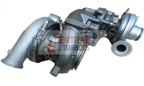 Turbo Volkswagen 17.280 Constellation & 24.280 1000-988-0107  ORIGINAL - CentralTurbos