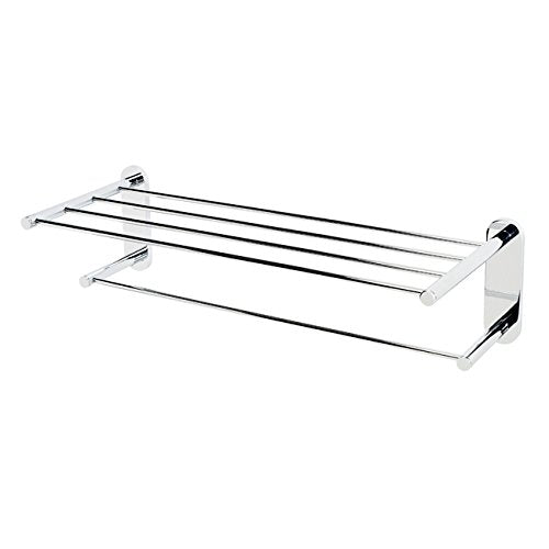 Alno A8326-24-PC Contemporary I Modern Towel Racks, Polished Chrome