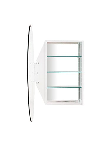 Alno MC4912-W Mirror Cabinet, White