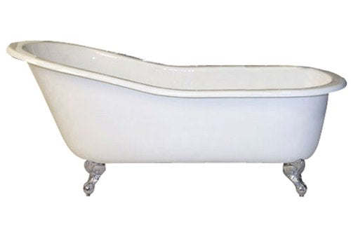 Barclay Icarus Cast Iron Slipper WH,