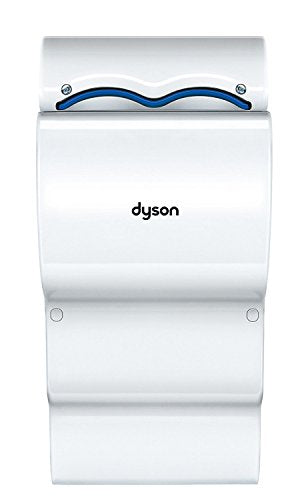"""dB"" Model AB 14 110-127 Volt Hand Dryer in White"