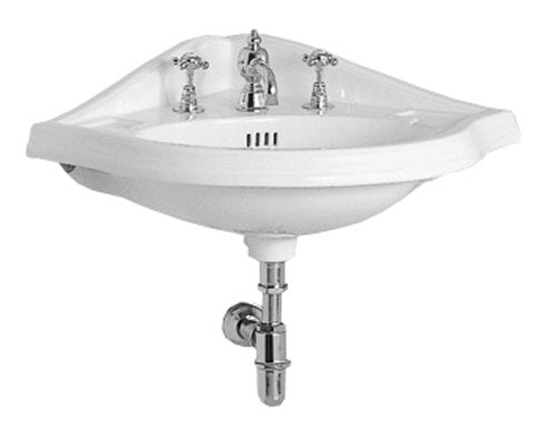 China Series Wall Mount Lavatory Sink  with Single Faucet Hole