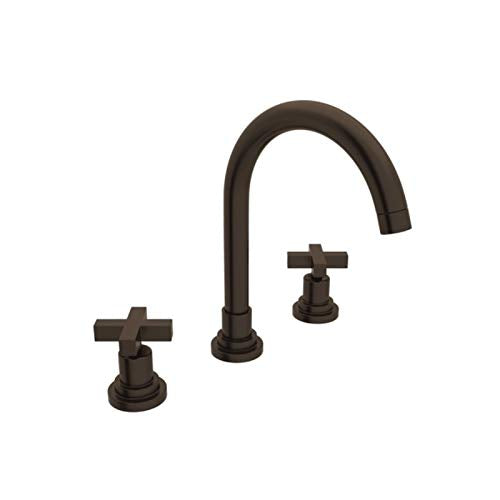 ROHL A2208XMTCB-2 LAVATORY FAUCETS, Tuscan Brass