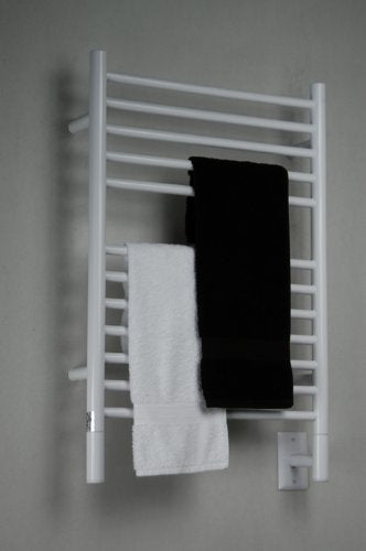 Amba ESW-20 Jeeves F Straight Collection Towel Warmer, White